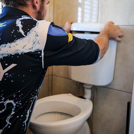 Toilet Plumbing Mermaid Waters